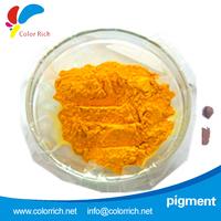 On sale best price pigment powder yellow pigment for plastic