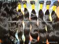 8a 100% grado virgen remy indio del pelo directamente de los fabricantes de la india chennai