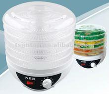 5 tray electric health home food dehydrator 220v