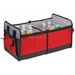 new products auto trunk organizer car storage basket