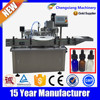 High precision automatic bottle filling capping and labeling machine,10ml e-liquid filling production line