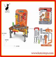 2013 Hotsale B/O plastic tool set 45pcs for Kid KAT101044