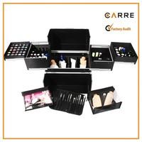 nail polish cases organizer nails beauty supply suitcase professional nail case
