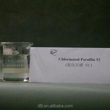 Pure white liquid chlorinated paraffin silicon oil
