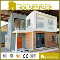 Low Cost Luxury 4 Bedroom Container House Plans