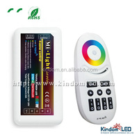 2.4G RF 6A*4 channels/WIFI Wireless Touching RGBW controller