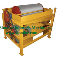 Hematite Iron Ore Beneficiation Plant/magnetic separator for ore