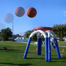 High qulity inflatable game meet EN14960/Giant Basketball & Hoop