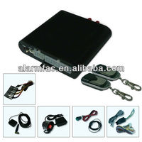 Personal GPS GSM SMS Car Tracking over-speed/door open/ shake/ emergency sos alarm alert systems