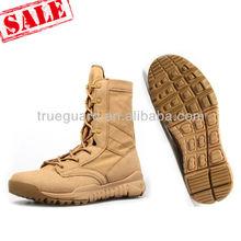 "Men's Classic 9"" Coyote Tan cheap military combat boots"