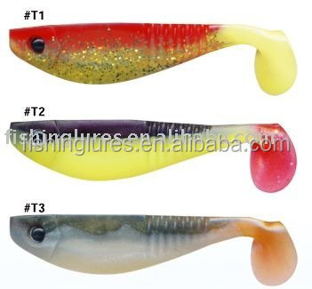 Top Selling Hand Poured Of Soft Plastic Fishing Lures ...