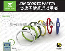 Promotional Silicone Advertising Wrist Watch