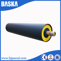 mining equipment parts belt conveyor bend tail pulley