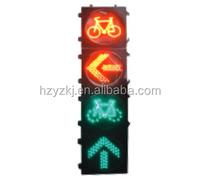 led pedestrian traffic signal lamp with arrow traffic light