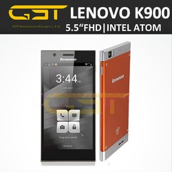 Lenovo K900 Smart Phone Dual Core Intel Atom Z2580 2GB RAM 16GB ROM