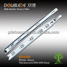 3 veces 42mm puerta corredera rodillo inferior / hardware de los muebles / muebles de planeo