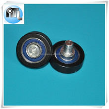 6*22*7mm high-end machinery specialized stainless steel bolt pulley made in china