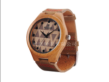 New design Redear nature wooden watch for 2015 fashion watch market men watches