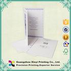 350 gsm c1s brilhante arte de impressão de papel casamento agradece-lhe cartões