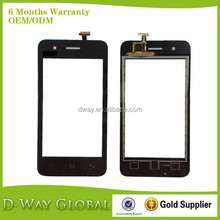 Operating Smoothly Advance Replacement Touch Panel Digitizer For Lanix S130 lcd touch screen