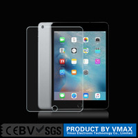 HOT!!0.33mm 9H HD Clear Smart Touch Tempered Glass Screen protector for iPad Pro Wholesale