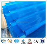 ISO9001 EN100169 color good painted construction material roofing steel tile