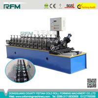 CE Certification Galvanized Steel Profile U Channel Making Machine Roof Truss Machine