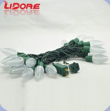 LIDORE Rotate Super Bright Party Decoration C9 Led String Light