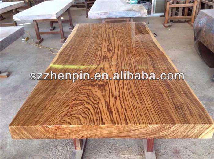 Rectangle Natural Color Prefinished Solid Slab Wood block
