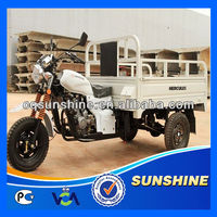 Powerful Exquisite 150cc gas motor tricycle