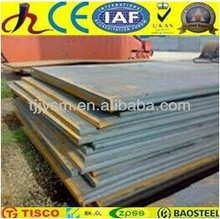 China hot sale hot rolled carbon&ms steel&metal plate/sheet/coil supplier