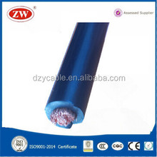 Flexible Welding Cable 3/0 2/0 Awg Electric Wire Prices