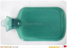 Rectangular PVC electric plastic hot water bottle