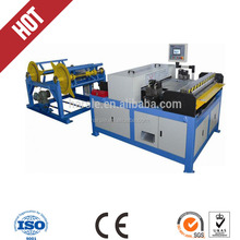 Hot Selling HVAC duct fabrication line,Factory Direct flexible duct manufacturing machines