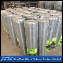 Cheap galvanized welded wire mesh with good quality