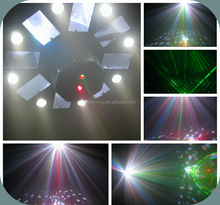2015 led 5*10w clubs effective show Dj effect multi stage party led show light