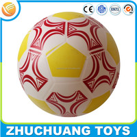 wholesale pvc inflatable football soccer ball toy equipment 2015