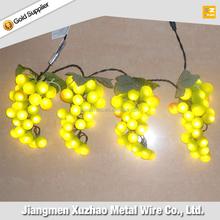 25L/50L/70L/100L Bulbs Count Christmas Decoration Artificial Fruit