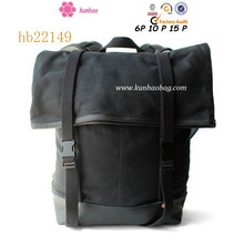 carry on daily rolltop backpack