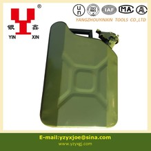 10L steel jerry can/hand oil can pump/standard oil drum