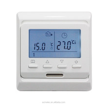 E51.716 Programmable floor heating thermostat