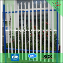 Palisade Fence For Garden (Manufacturing ISO 9001)