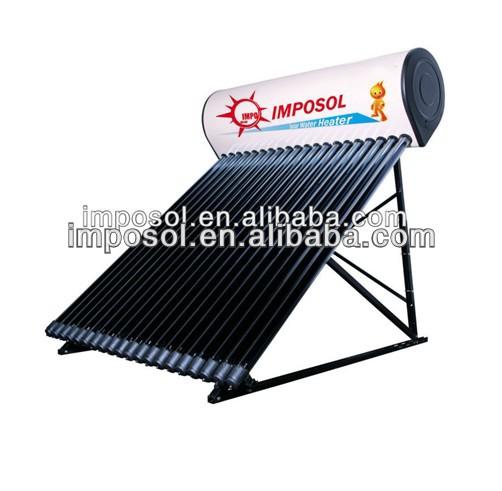 Free Energy Heater Heat Pipe Aquecedor Solar De Agua Buy