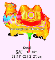 hot sell CE proved Camel foil balloon manufactory,foil balloon helium balloons,aluminum foil balloons