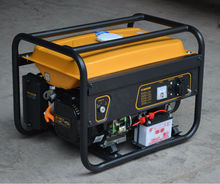 2kva electric permanent honda style engine quiet petrol generator