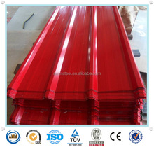 lowes sheet metal roofing sheet from China supplier