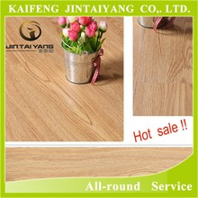 2015 hot sale waterproof vinyl floor tile standard size