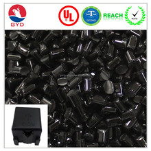 Non flammable plastic material PC alloy resin, Flame retardant PC/ABS material