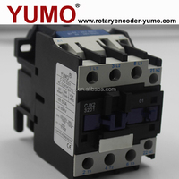 CE certificate CJX2 seriesCJX2-3201 Ac manufacturer silver alloy electrical contacts copper electric contactors