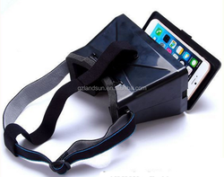 New-developed 3D glasses virtual reality for mobiles